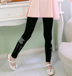 Wholesale spring kids leggings