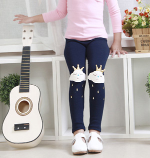 Spring fashion kids leggings