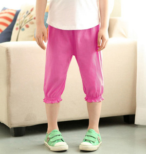 Wholesale cropped leggings kids