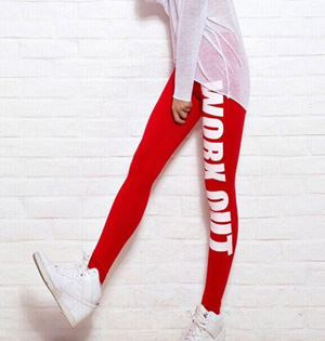 Wholesale sexy workout leggings