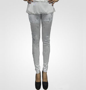 Women in leather pants wholesale