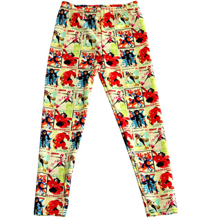Wholesale kids digital printing leggings