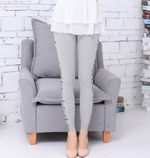 Wholesale women leggings cotton pants