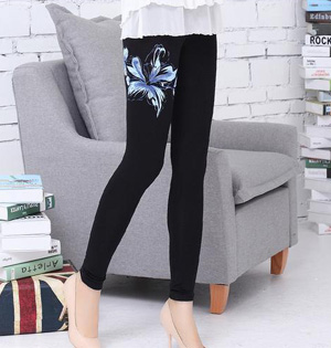 Wholesale modal blend leggings