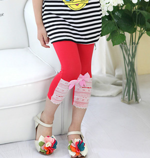 Wholesale cropped pants kids