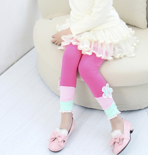 Kids skinny leggings pants wholesale