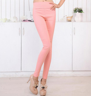 Wholesale cotton leggings high waist