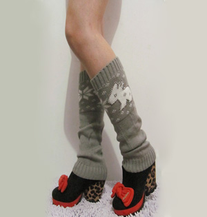 Wholesale leg warmer socks