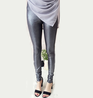 Wholesale tight leather leggings