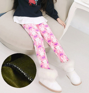 Wholesale cashmere kids leggings