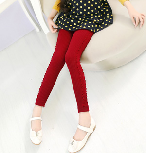 Wholesale kids cotton tights leggings