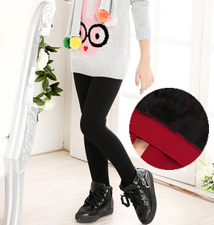 Wholesale warm leggings for girls