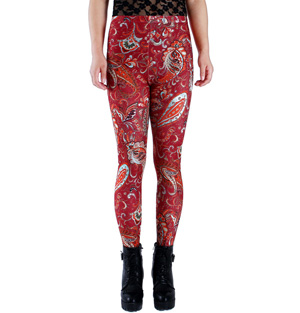 Wholesale print leggings pants