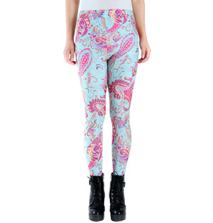 Printed pants wholesale