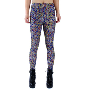 Colorful leggings wholesale