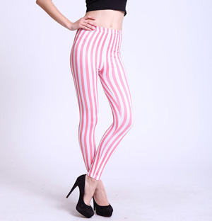 Wholesale silk print pants
